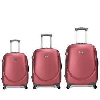 Juegos de maletas rígidas