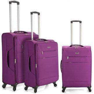 Juegos de maletas blandas